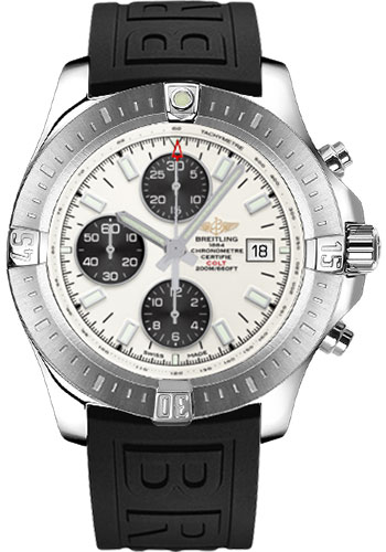 Breitling Watches - Colt Chronograph Automatic Diver Pro III Strap - Tang - Style No: A1338811/G804-diver-pro-iii-black-tang
