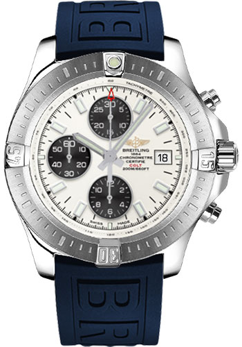 Breitling Watches - Colt Chronograph Automatic Diver Pro III Strap - Deployant - Style No: A1338811/G804/157S/A20D.2