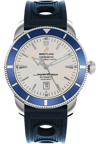 Breitling Watches - Superocean Heritage 46 Ocean Racer Strap - Style No: A1732016/G642-ocean-racer-blue-folding