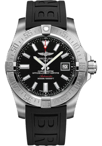 Breitling Watches - Avenger II Seawolf Diver Pro III Strap - Tang Buckle - Style No: A1733110/BC30/152S/A20SS.1
