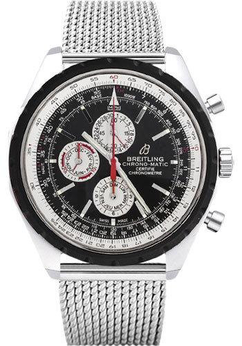 Breitling Watches - Chrono-Matic 1461 - Style No: A1936002/B963-aero-classic-steel