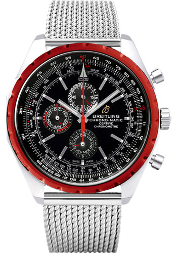 Breitling Watches - Chrono-Matic 1461 - Style No: A1936003/BA94-aero-classic-steel