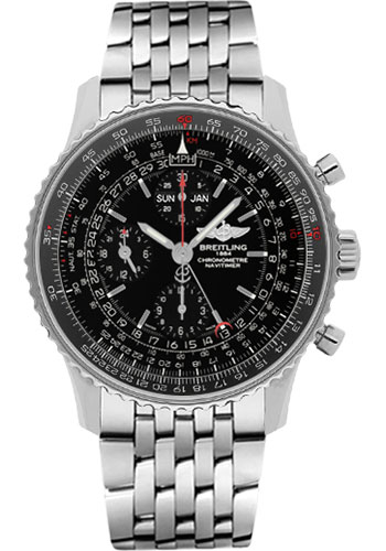 Breitling Watches - Navitimer 1884 - Style No: A2135024/BE62-navitimer-steel