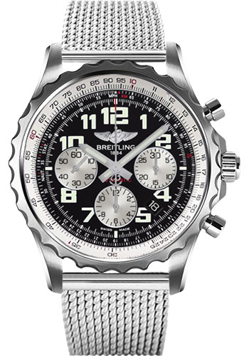 Breitling Watches - Chronospace Automatic Aero Clasic Bracelet - Style No: A2336035/BB97-aero-classic-steel