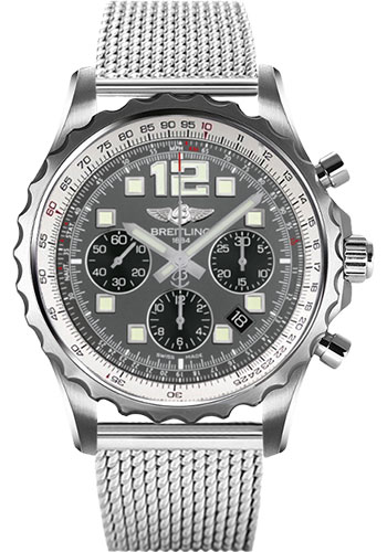 Breitling Watches - Chronospace Automatic Aero Clasic Bracelet - Style No: A2336035/F555-aero-classic-steel
