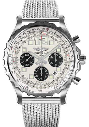 Breitling Watches - Chronospace Automatic Aero Clasic Bracelet - Style No: A2336035/G718-aero-classic-steel