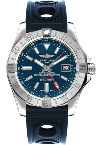 Breitling Watches - Avenger II GMT Ocean Racer Strap - Style No: A3239011/C872/211S/A20D.2