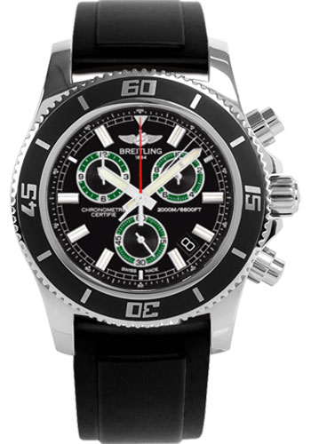 Breitling Watches - Superocean Chronograph M2000 Diver Pro II Strap - Style No: A73310A8/BB75-diver-pro-ii-black-tang