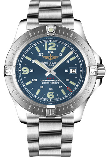 Breitling Watches - Colt Quartz Professional III Bracelet - Style No: A7438811/C907-professional-iii-steel