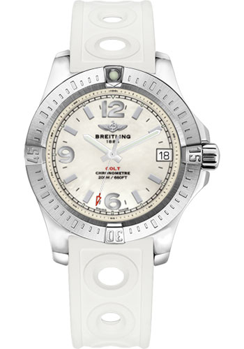 Breitling Watches - Colt 36 Ocean Racer II Strap - Tang - Style No: A7438911/A772/230S/A16S.1
