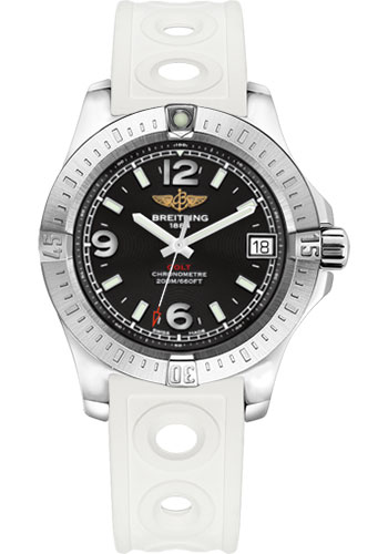 Breitling Watches - Colt 36 Ocean Racer II Strap - Tang - Style No: A7438911/BD82/230S/A16S.1