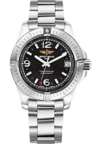 Breitling Watches - Colt 36 Professional III Bracelet - Style No: A7438911/BD82/178A