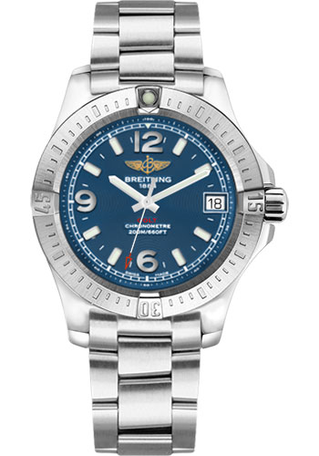 Breitling Watches - Colt 36 Professional III Bracelet - Style No: A7438911/C913-professional-iii-steel