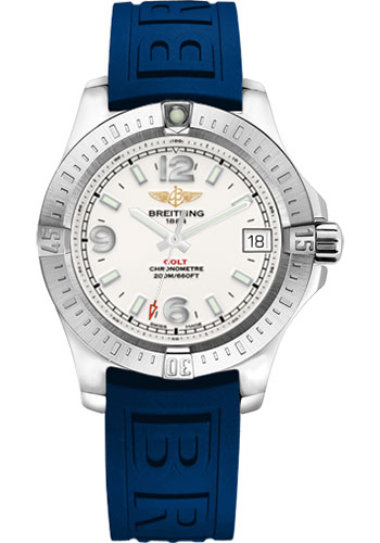 Breitling Watches - Colt 36 Diver Pro III Strap - Tang - Style No: A7438911/G803-diver-pro-iii-blue-tang