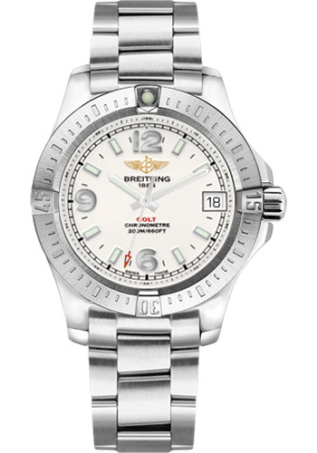 Breitling Watches - Colt 36 Professional III Bracelet - Style No: A7438911/G803-professional-iii-steel