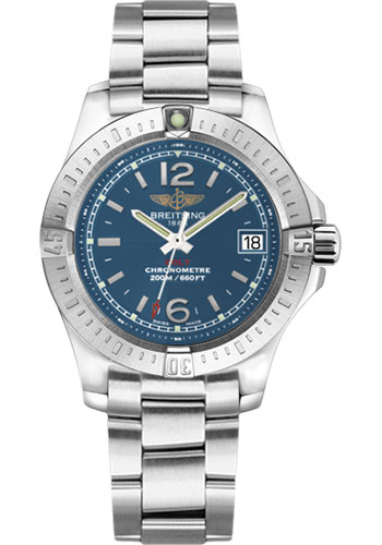 Breitling Watches - Colt Lady Professional III Bracelet - Style No: A7738811/C908/175A
