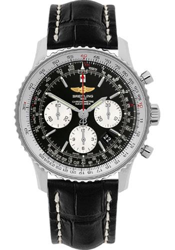 Breitling - [Sondage] Rolex Datejust II ou Breitling Navitimer 01 - Page 3 Ab012012bb01crocoblack