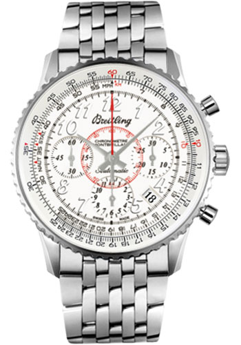 Breitling Watches - Montbrillant 01 Stainless Steel - Style No: AB013012/G735-navitimer-steel