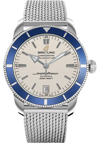 Breitling Watches - Superocean Heritage II 42 Ocean Classic Bracelet - Style No: AB201016/G827/154A