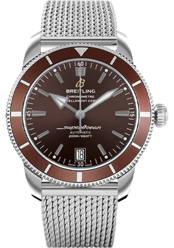 Breitling Watches - Superocean Heritage II 42 Ocean Classic Bracelet - Style No: AB201033/Q617/154A