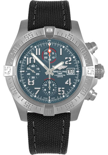 Breitling Watches - Avenger Bandit - Style No: E1338310/M534-military-anthracite-tang