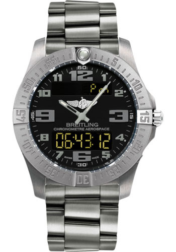 Breitling Watches - Aerospace Evo Titanium Bracelet - Style No: E7936310/BC27/152E