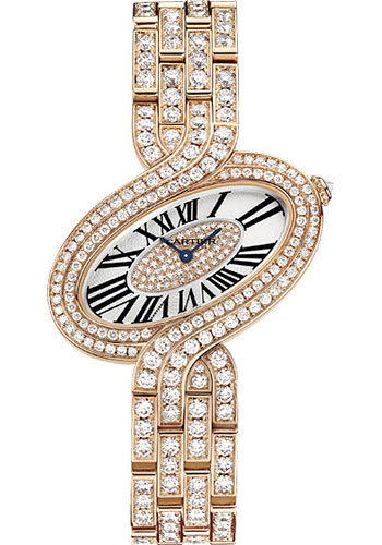 Cartier Watches - Delices de Cartier Large Pink Gold - Style No: HPI00496