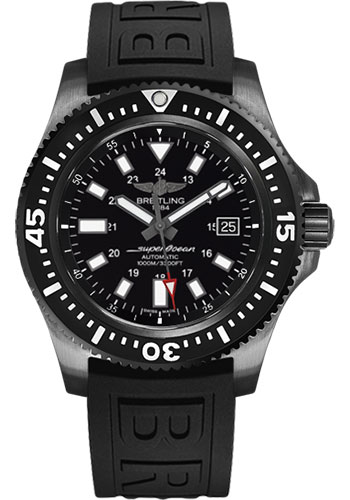 Breitling Watches - Superocean 44 Special - Style No: M1739313/BE92-diver-pro-iii-black-tang