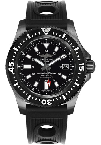 Breitling Watches - Superocean 44 Special - Style No: M1739313/BE92-ocean-racer-black-deployant