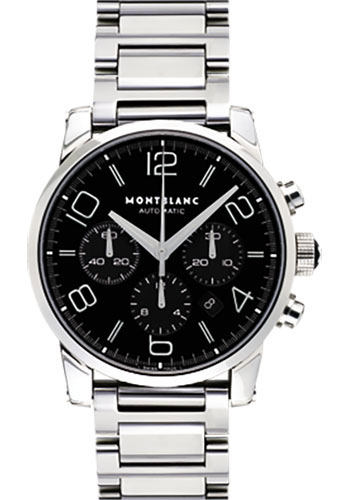 Montblanc Watches - Timewalker Chronograph Automatic - Style No: 09668