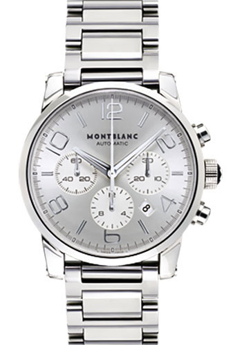 Montblanc Watches - Timewalker Chronograph Automatic - Style No: 09669