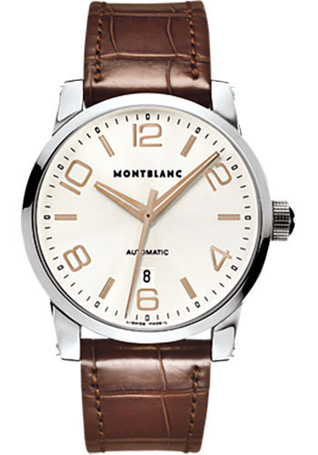 Montblanc Watches - Timewalker Large Automatic - Style No: 101550