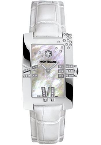 Montblanc Watches - Profile Lady Elegance Diamonds - Style No: 101556