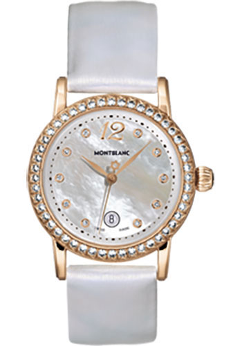 Montblanc Watches - Star Gold Mini Diamonds - Style No: 101630