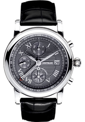 Montblanc Watches - Star Chronograph GMT Automatic - Style No: 101637