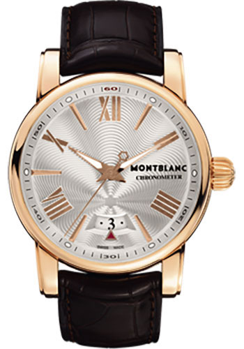 Montblanc Watches - Star 4810 Automatic - Style No: 102339