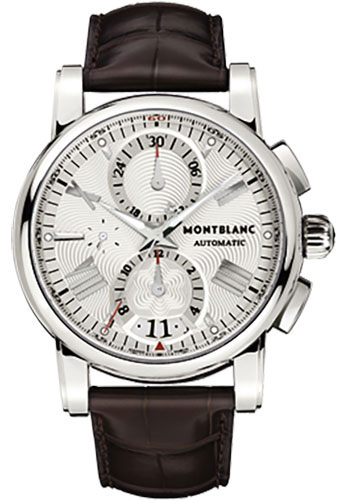 Montblanc Watches - Star 4810 Chronograph Automatic - Style No: 102378