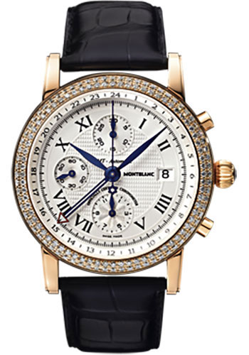 Montblanc Watches - Star Gold Chronograph GMT Automatic - Style No: 103686