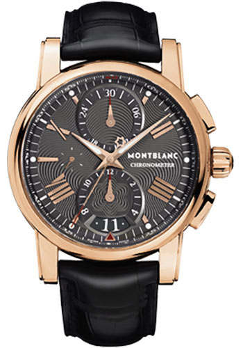 Montblanc Watches - Star 4810 Chronograph Automatic - Style No: 104275