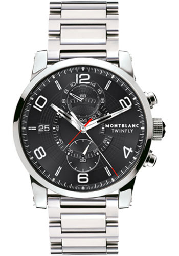 Montblanc Watches - Timewalker Twinfly Chronograph - Style No: 104286