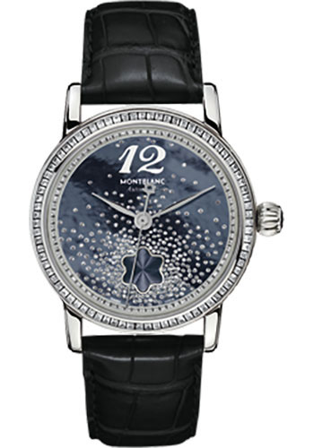 Montblanc Watches - Star Pluie d'Etoiles - Style No: 104304