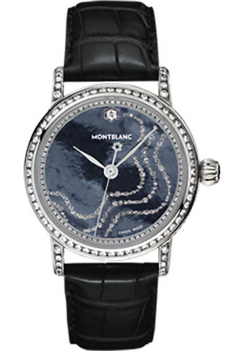 Montblanc Watches - Star En Vague - Style No: 104311