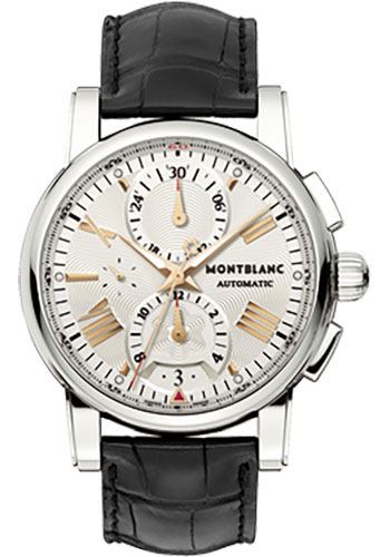 Montblanc Watches - Star 4810 Chronograph Automatic - Style No: 105856