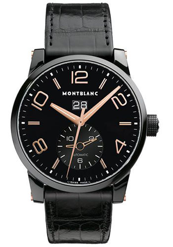Montblanc Watches - Timewalker Automatic - Style No: 106066