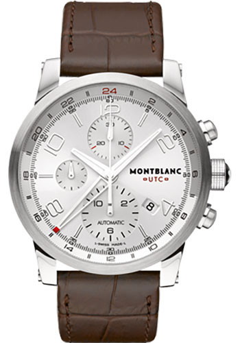 Montblanc Watches - Timewalker Chronovoyager UTC - Style No: 107065