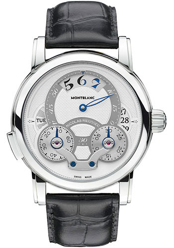 Montblanc Watches - Nicolas Rieussec Rising Hours Chronograph - Style No: 108788