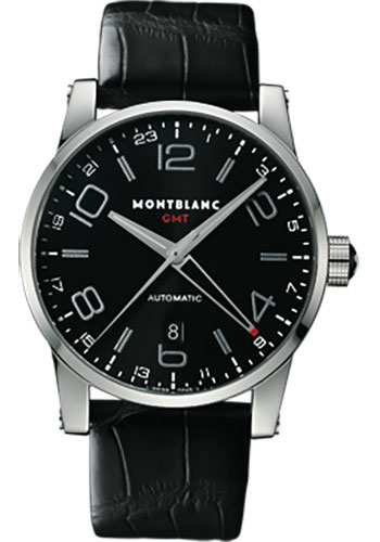 Montblanc Watches - Timewalker GMT Automatic - Style No: 36065