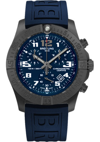 Breitling Watches - Chronospace Evo Night Mission - Style No: V7333010/C939-diver-pro-iii-blue-deployant