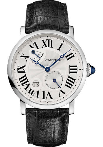 Cartier Watches - Rotonde de Cartier Power Reserve - Style No: W1556202