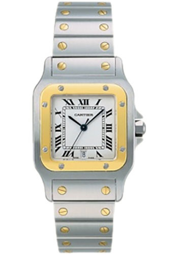 Cartier Watches - Santos Galbee Large - Style No: W20011C4